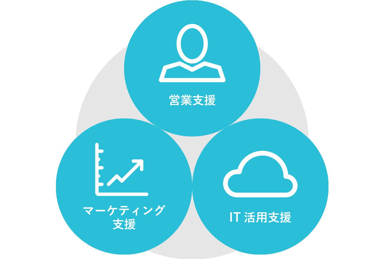 地域ポータルサイト構築のローカルクラウドの運営サポート